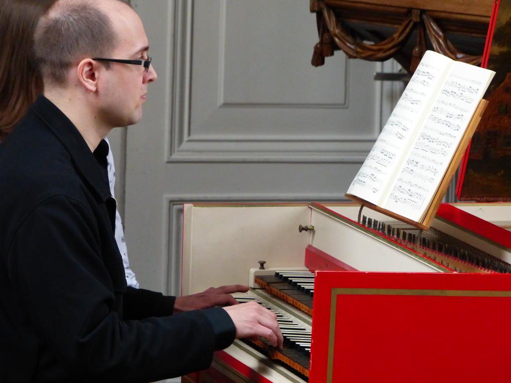 Concert met Ernst Stolz 2014