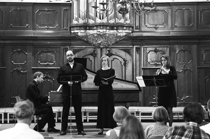 Concert Scherzi Musici Oude Muziek Festival Hoorn 2014